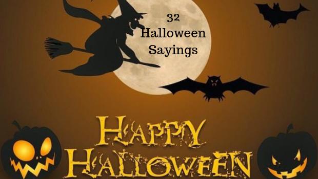 32 Halloween Sayings