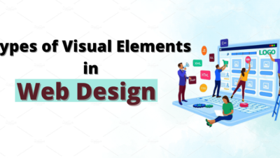 Types of Visual Elements in Web Design